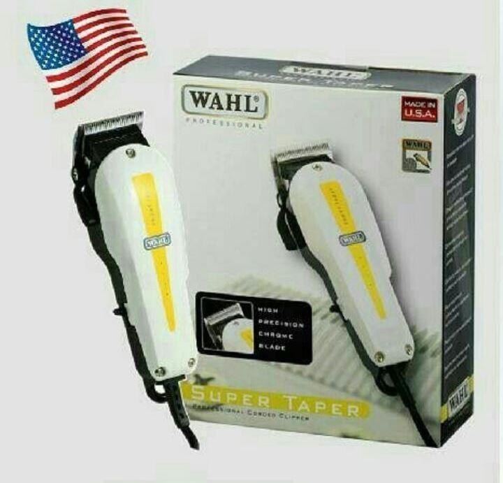 Hair Clipper WAHL USA / Mesin Cukur Rambut / Alat Cukur Rambut Home Cut Professional - 0403NU