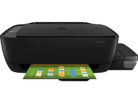 HP Ink Tank 315 All-in-One Printer