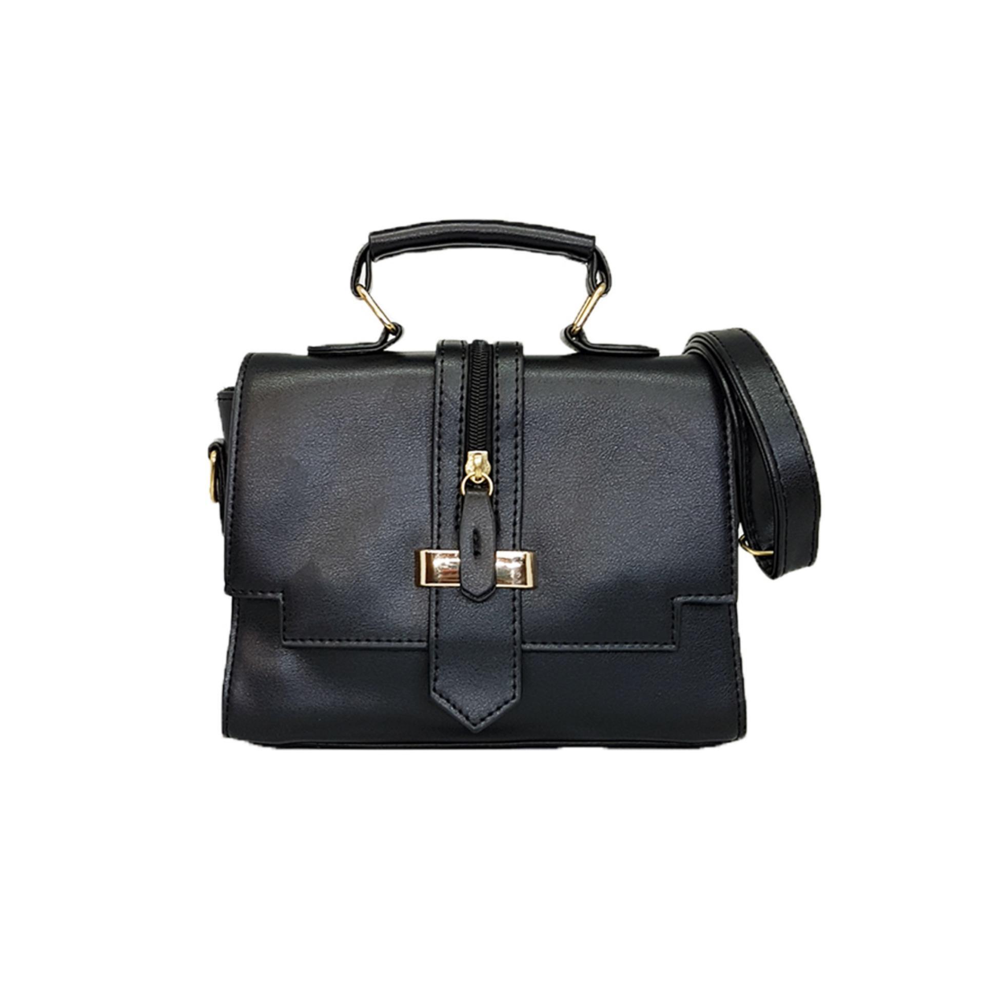 Buy Sell Cheapest Catriona Diamond Bag Best Quality Product Deals Premium Alva Shoulder Brown Yadira Top Handle Black