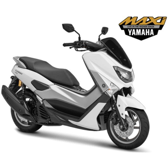 Yamaha NMAX non ABS White Jakarta - Banten