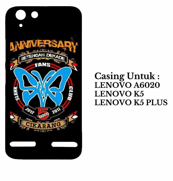 Casing LENOVO K5 PLUS SLANK CIKARANG Hardcase Custom Case Se7enstores