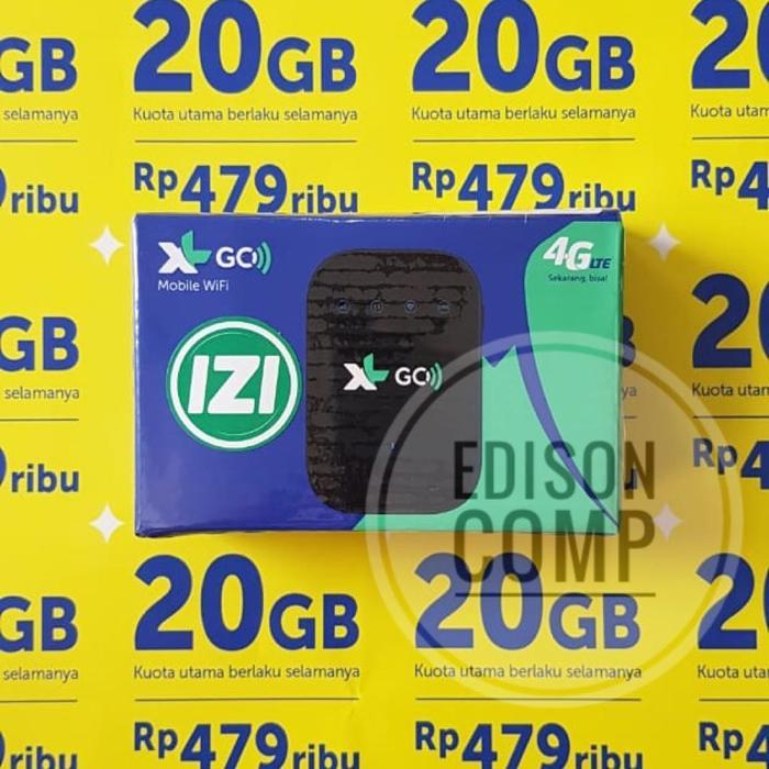 Best Seller Mifi Modem Wifi 4G XL Go Movimax MV003 Free 60Gb 60Hari