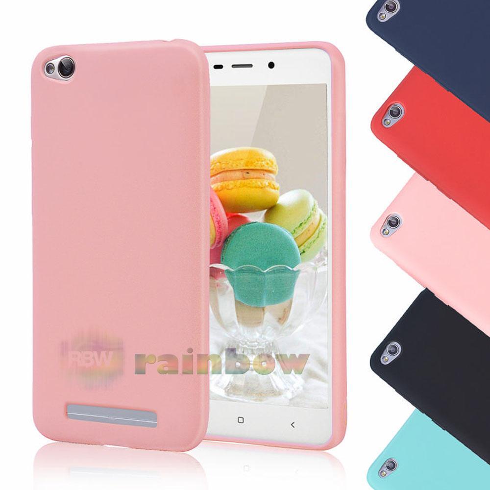 Lize Candy Case Xiaomi Redmi 5A Pink / Soft Case Matte Xiaomi Redmi 5a Slim Matte Silikon Xiaomi Redmi 5A / Jelly Case Redmi5A / Rubber Case / Silicone / Case Unik / Case Hp / Casing Xiaomi Redmi 5a - Pink Matte