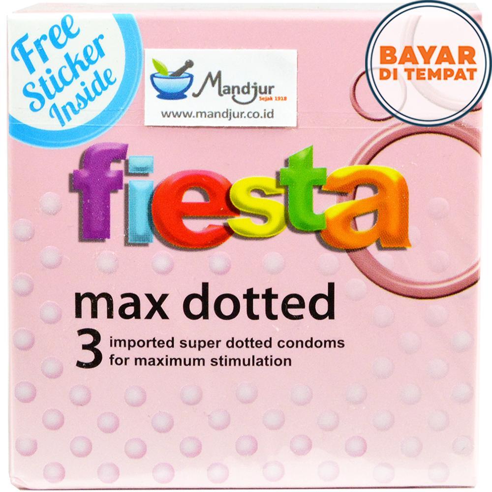 Toko Indonesia Perbandingan Harga Kesehatan Kecantikan Fiesta 16 06 18 Kondom Neon Max Dotted Isi 3