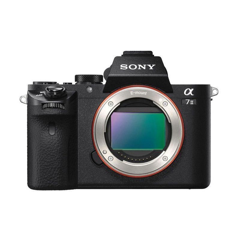 Sony Alpha A7 II Kamera Mirrorless [Body Only]