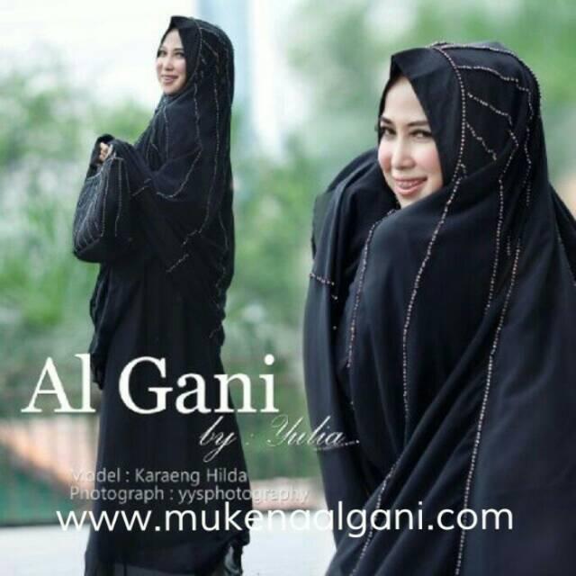 Mukena Mawadah Al Gani by Yulia ()