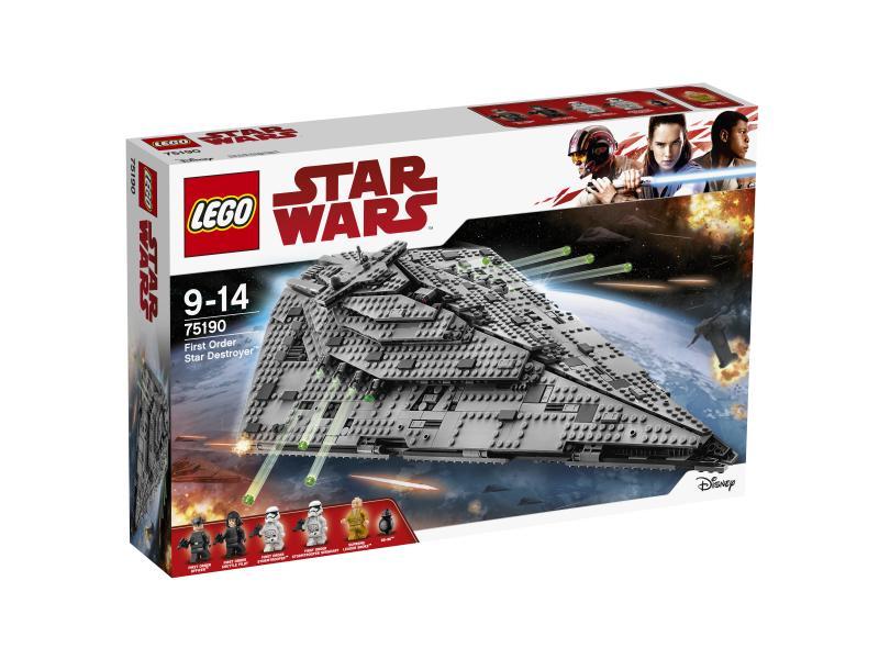 LEGO Star Wars 75190 : First Order Star Destroyer