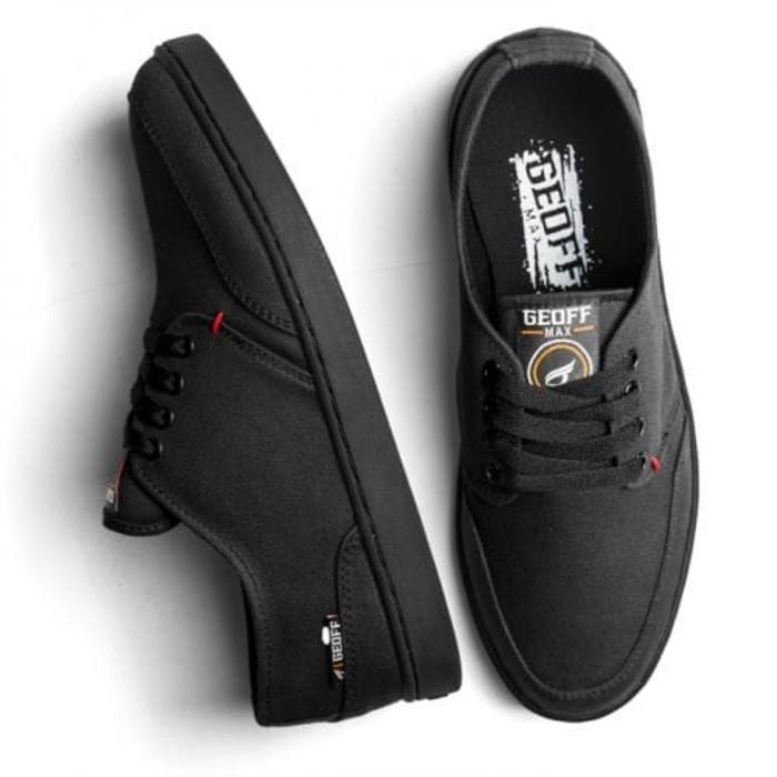 Sepatu Geoff Original 100% Authentic (All Black) - D7jzo4