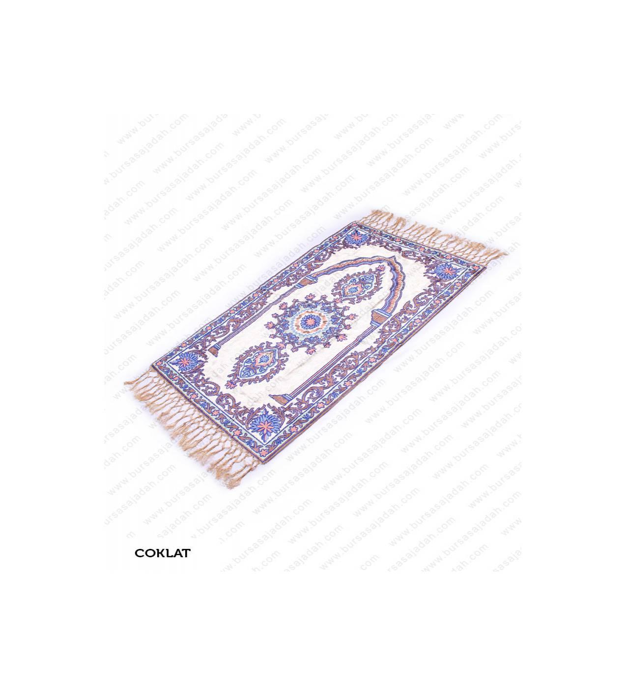 Sajadah Tebal Motif Corak Handmade Import - Kashmir EP Mix