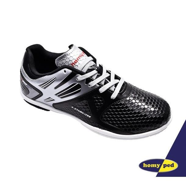 HOMYPED GUARDIOLA 01 Sepatu Futsal Black