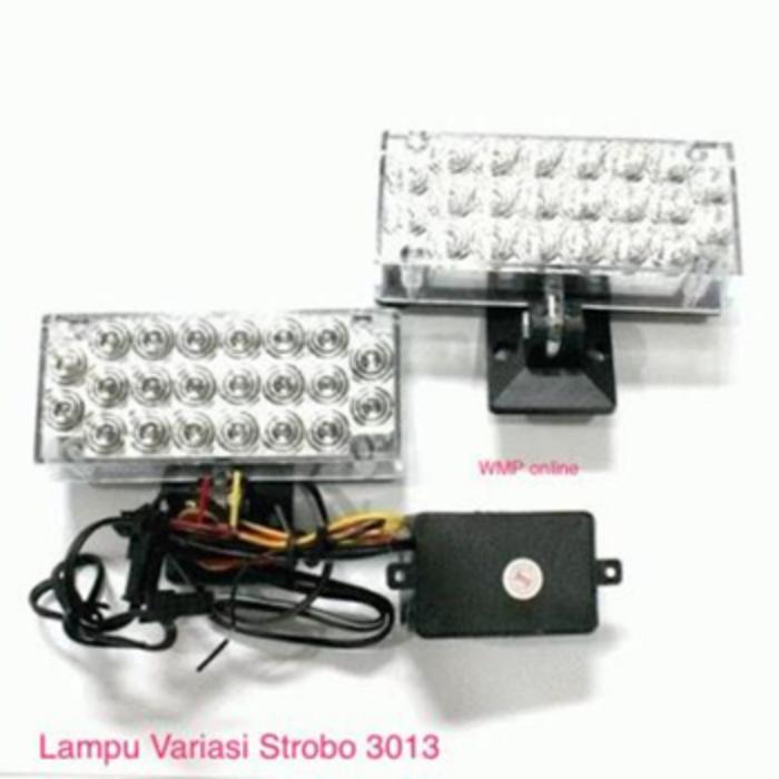 Lampu Sen Variasi 3013 Strobo 1pc WMP-0492