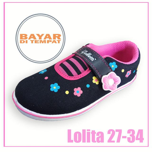 Fanie Shoes - Galletti 27-34 / Fashion Anak / Sepatu Sekolah Anak Perempuan / Sepatu Sekolah Paud / Tk / Sepatu Sekolah Anak Sd / Sepatu Hitam / Sepatu Sekolah / Sepatu Murah By Fanie Shoes.