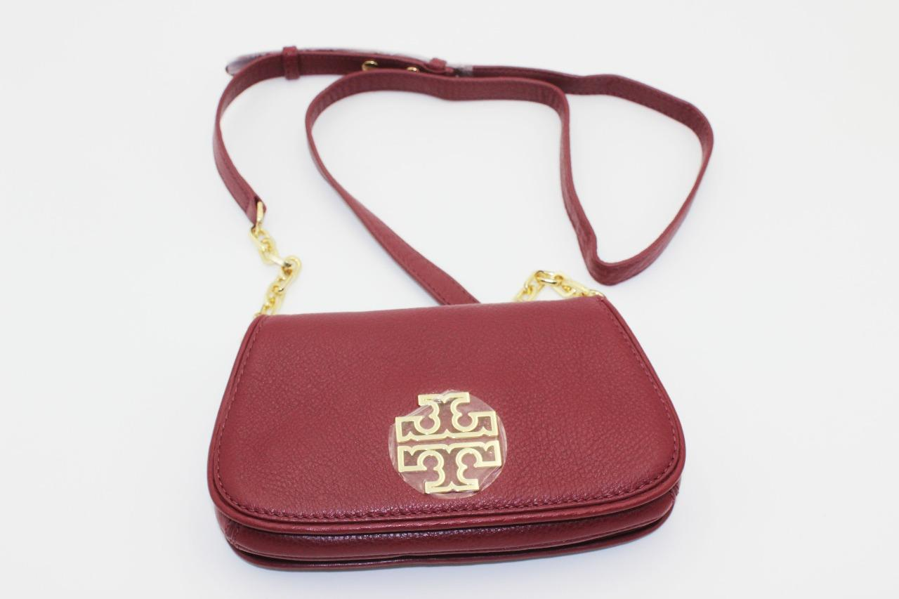 5dd610d033e8 Tas Tory Burch Dena Clutch Asli New York Original Import