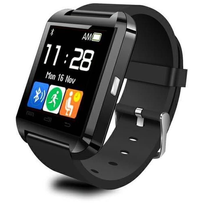HARGA PROMO!!! Smartwatch Smart Watch U Watch U8 For Android & Ios