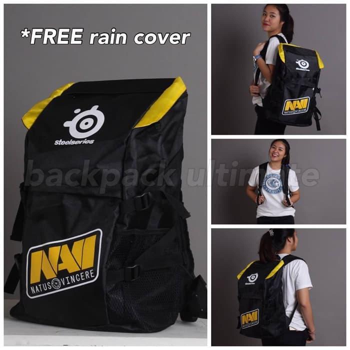 HARGA DISKON!!! Tas Sekolah Gaming Dota 2 Dota2 Cs:Go Backpack Elite Navi Bags Ransel