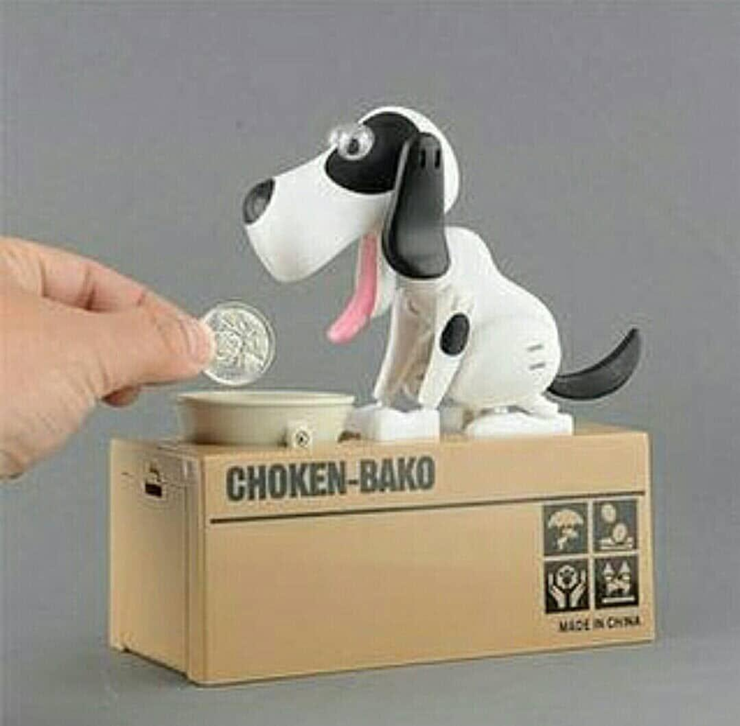 Buy Sell Cheapest Mao Coin Bank Best Quality Product Deals Celengan Atm Hello Kitty Dog Piggy Eat Money