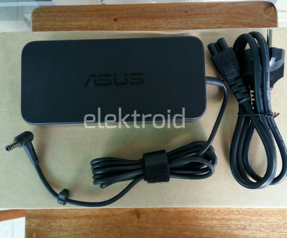Adaptor Asus ROG Original 19V 9.23A   di lapak elektroid elektroid