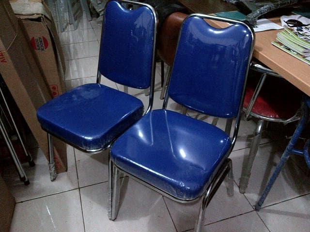 kursi susun kursi serbaguna kursi padang kursi makan jok busa