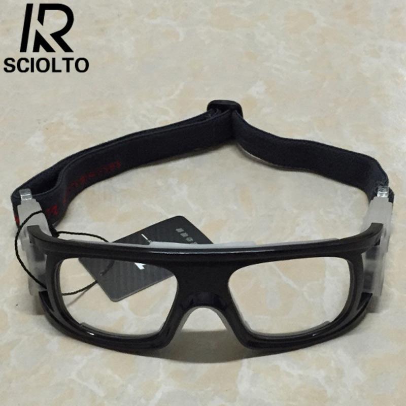 (free Shipping For Region 1,region 2)sciolto Olahraga Portabel Olahraga Bukti Ledakan Kacamata Pelindung Sepak Bola Keranjang Kacamata-Internasional By Scioltosports.