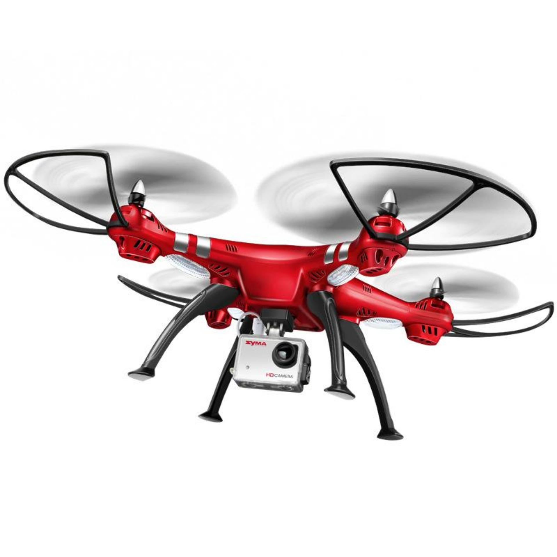 Drone Symaa X8HG Camera Udara Foto Aerial Quadcopter Drone Helicam Murah Hubsan Pioneer