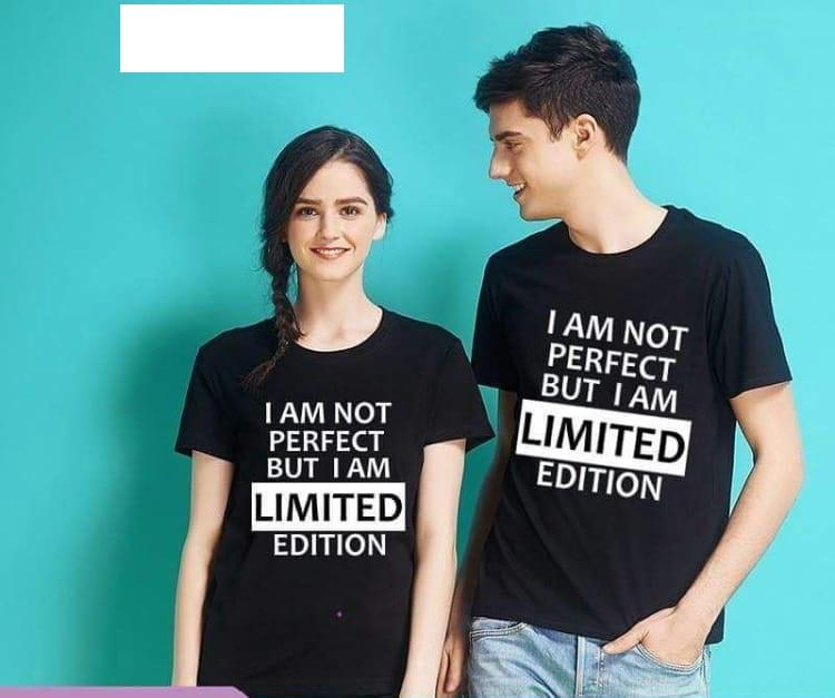 Jakarta Couple - Kaos Couple LIMITED EDITION / Kaos Model Terbaru / Kaos Kece / Kaos Jaman Now