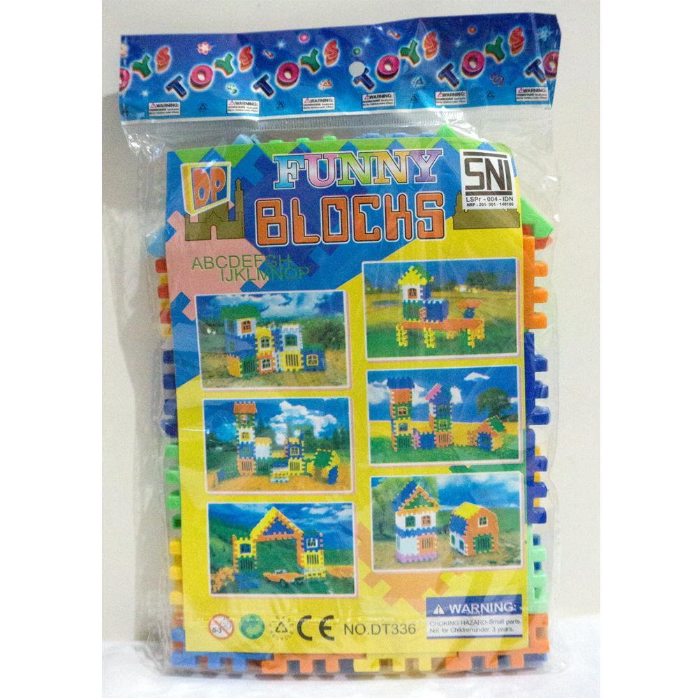 Buy Sell Cheapest New Mainan Funny Best Quality Product Deals Edukasi Boneka Tom Cat Talking Bahasa Indonesia Puzzle Bangunan Rumah Blocks Dt336