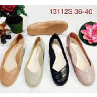 Bara ~ Bara - Jelly Shoes - Flat Shoes Wanita Import Terbaru ITS07 Warna Dikirim Acak