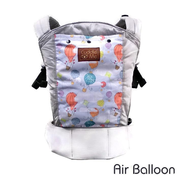CuddleMe Lite Carrier/ Gendongan Bayi - Air Ballon