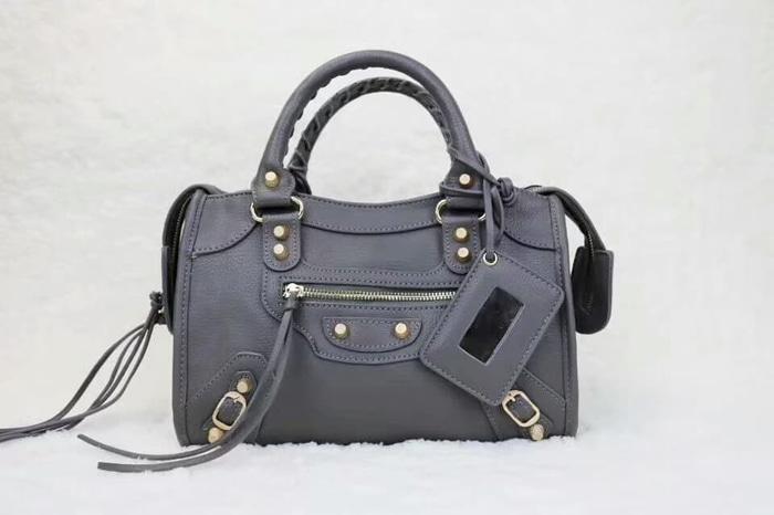 DISKON Tas Wanita Hand bag Balenciaga City M Import Premium Quality