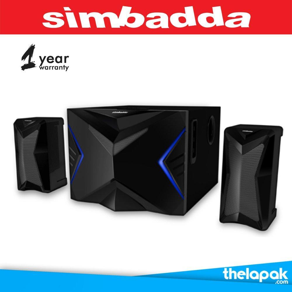 Speaker Bluetooth Aktif Simbadda CST 4800N Original