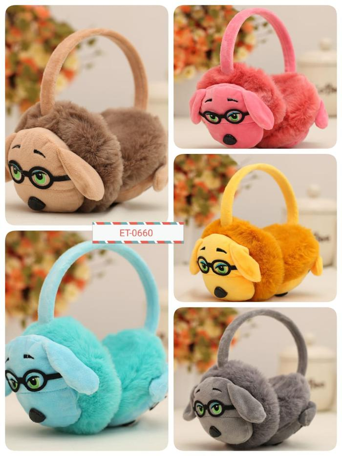 Earmuff Penutup Pelindung Telinga Anak Bayi Balita By Cute Baby Shop.