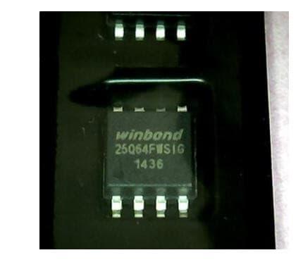Hot Item!! Ic Bios Winbond W25Q64Fwsig W25Q64Fwssig 8Mb - ready stock