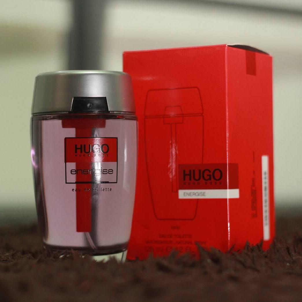 Hugo Energise EDT Parfum Pria [125 mL] (ORIGINAL SINGAPORE) BISA BAYAR DI TEMPAT