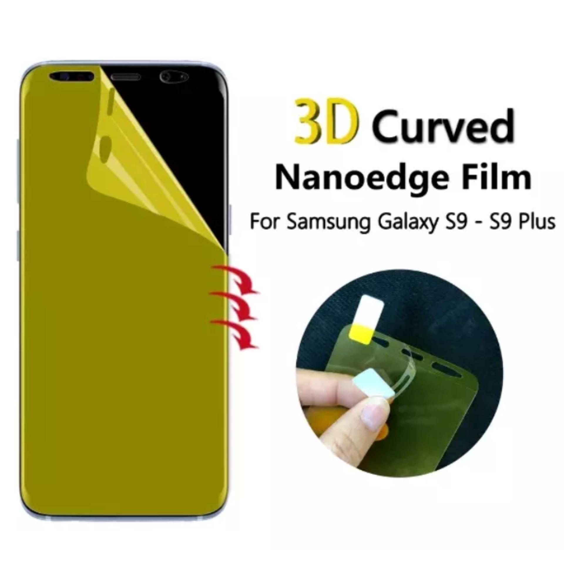 Buy Sell Cheapest Hot Item Go Best Quality Product Deals Aichun Gel 3d Screen Protector For Samsung Galaxy S9 Plus Anti Shock Jelly