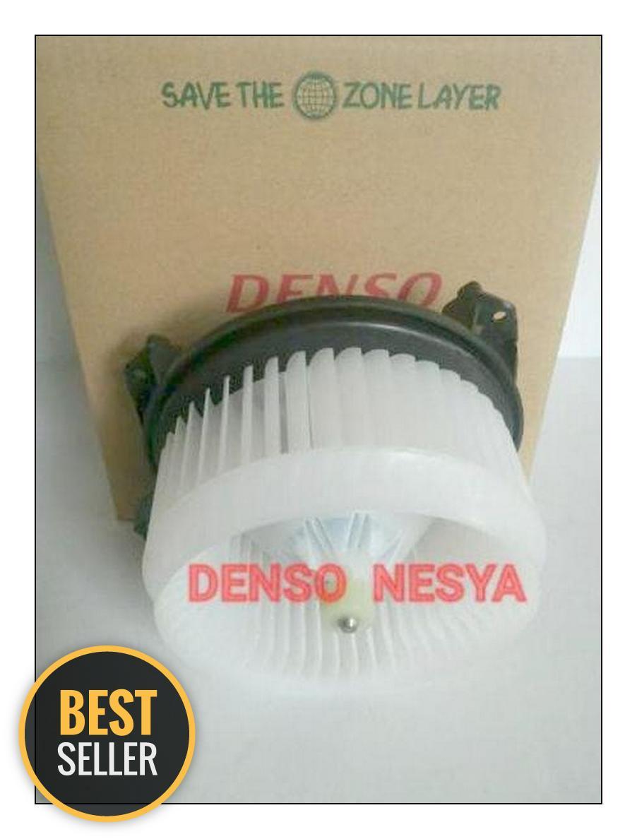 Motor Blower Fan Angin AC Mobil Toyota Agya Merk Denso Asli - New