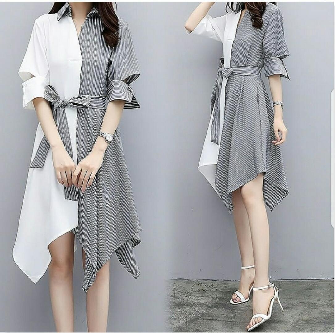 The Cheapest Price J C Dress X Lula Dress Korea Dress Katun