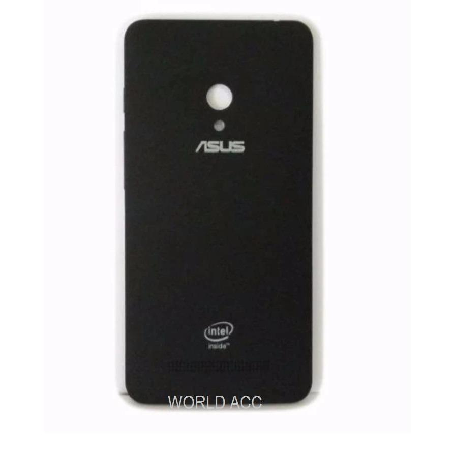 ( SALE ) Asus Back Door/Casing belakang Tutup Baterai Asus Zenfone 5 black