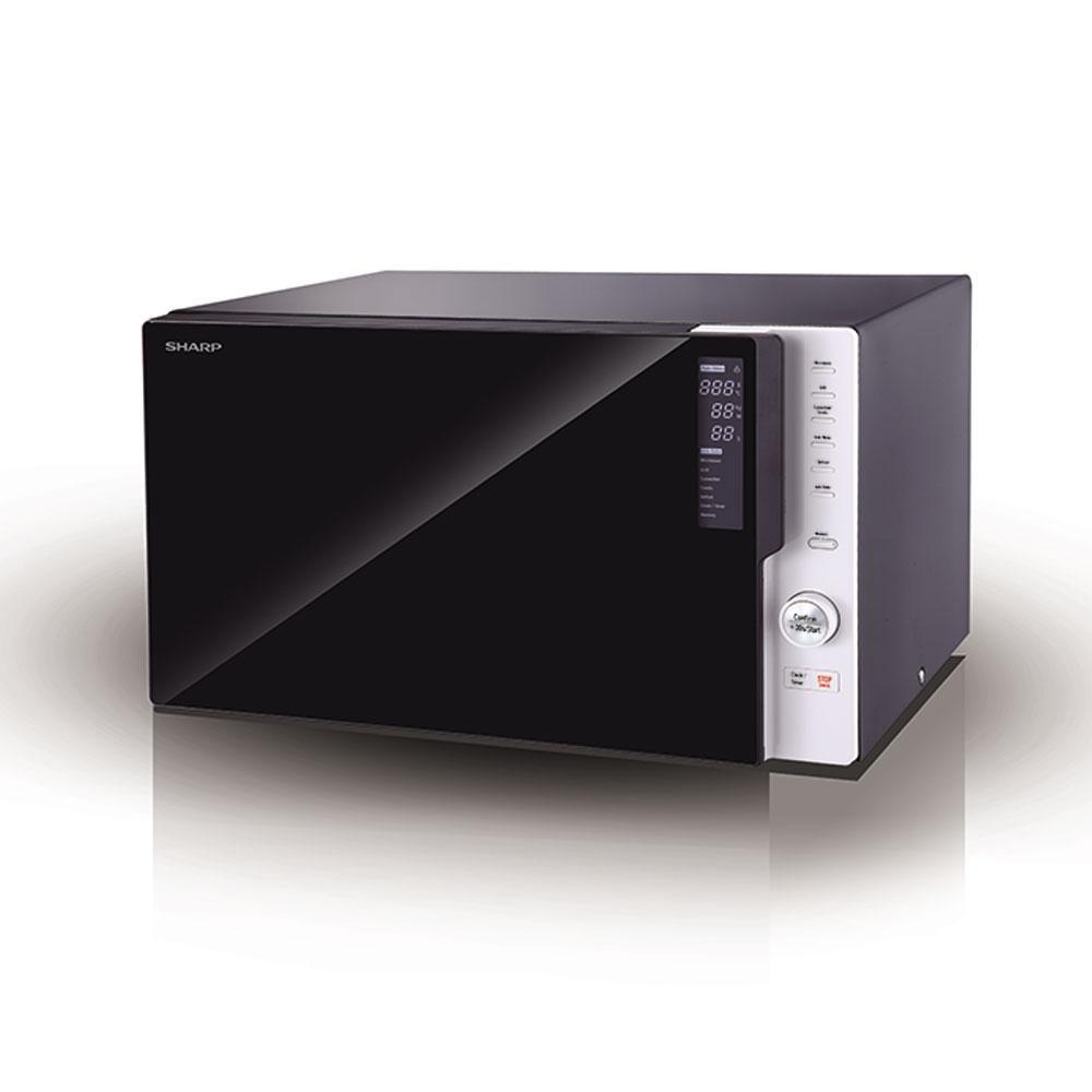 Jual Sharp Microwave 25l Grill 1000w R728 Kin Harga Rp 1710000 28l 1100w R88d0kin