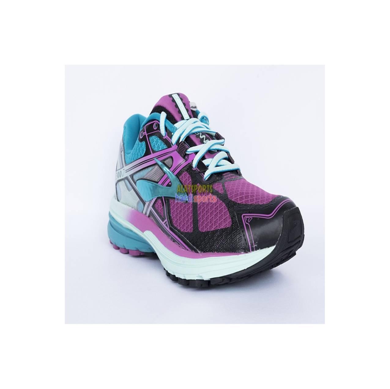 Sepatu Running Brooks Ravenna 7 120208-1B528 Deeporchid Original
