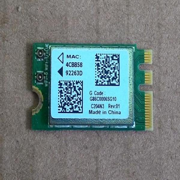 WiFi WLAN card 802.11bgn NGFF Untuk TOSHIBA Satellite C55-B L55-B C55D-B C55D Bluetooth 4.0