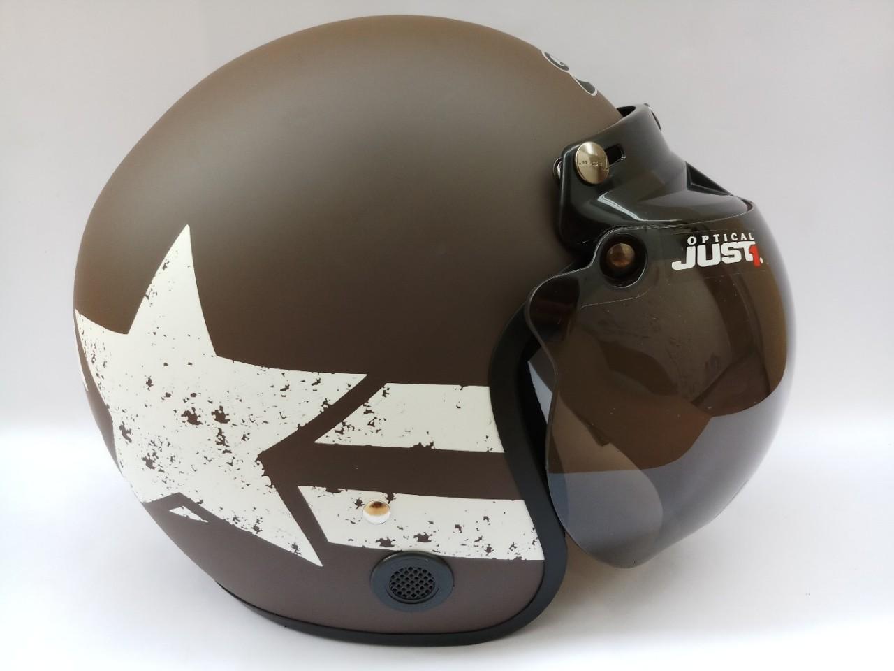 helm bogo dewasa ( star )