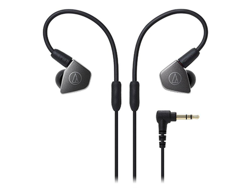 Jual Audio-Technica ATH-LS70iS In-Ear with In-line Mic & Control Murah Di Bandung