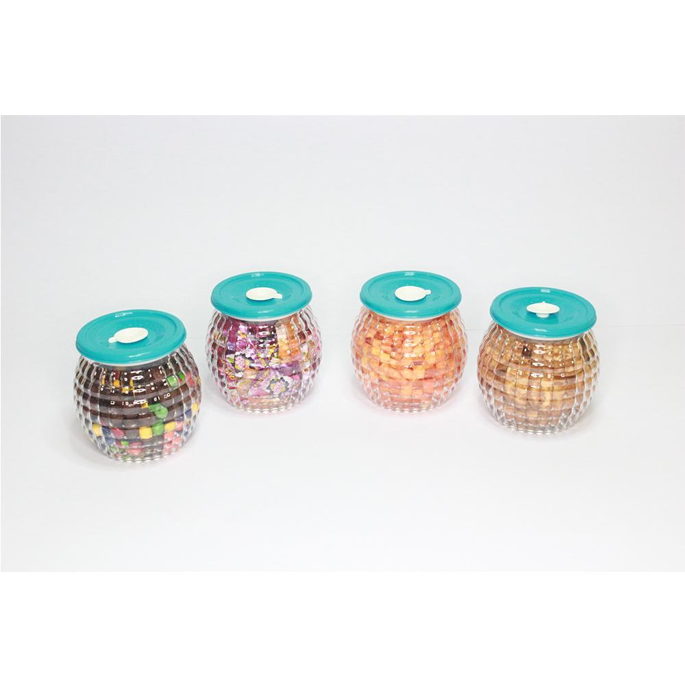 Weston Toples Plastik Cubes Biru 8 pcs