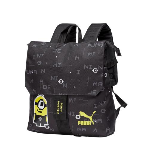 Puma tas ransel backpack anak seri Minion backpack - 07545601 - hitam