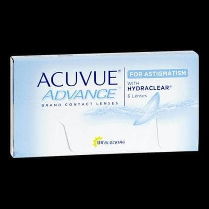 Softlens / Acc Softlens Sale Acuvue Advance -950 Exp : 2019/06 Kualitas Super