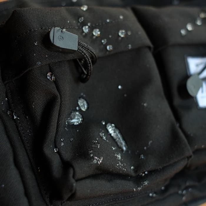 Promo Tas Kamera / Hip Bag For Mirrorless / DSLR - VIBRANT BLACK HIP PACK original