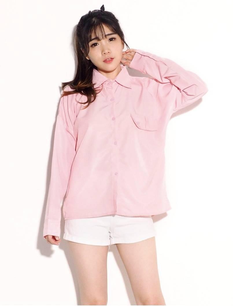 Harga Jual Terbaru Kemeja Flanel 100700 Motif Lengan Pendek Pria Panjang Canewood Ls Fashionista Brand Emma Baby Pink Blouse Wanita Kaos Dress Celana Setelan Baju Muslim