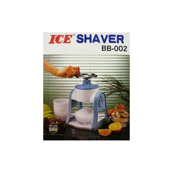 Mesin Pembuat Penyerut Salju Es Alat Serut Ice Shaver Serutan Manual