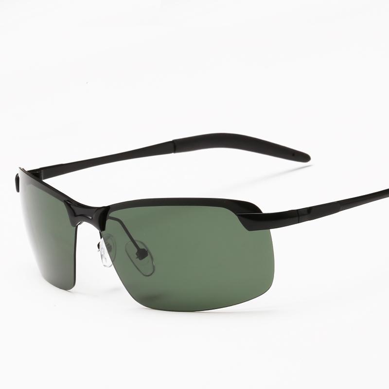 Matahari Kacamata Hitam Pria Kacamata Hitam Polarisasi Mengemudi Pengemudi