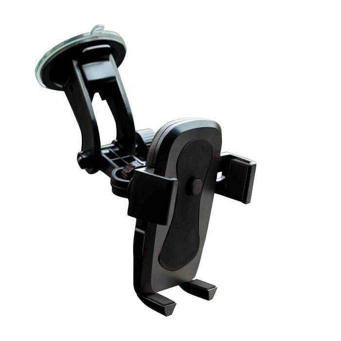 Phone Holder / Tempat Hp Mobil Universal Model B1 By Mugen Accesories.